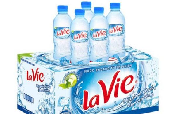 1 thùng Lavie 350ml bao nhiêu chai?