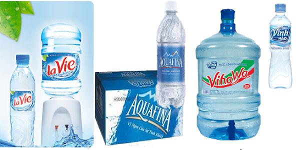 đại lý cung cấp nước uống uy tín tại TPHCM