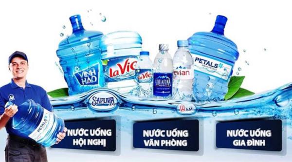 Đại lý giao nước uống giá rẻ tại nhà ở TPHCM