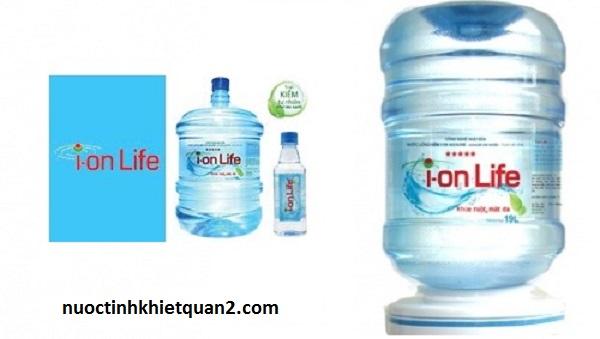 Đại lý nước kiềm Ion-Life quận 2 quận 9 TPHCM