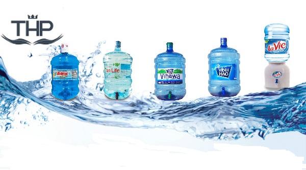 Đại lý nước khoáng quận 2 TPHCM