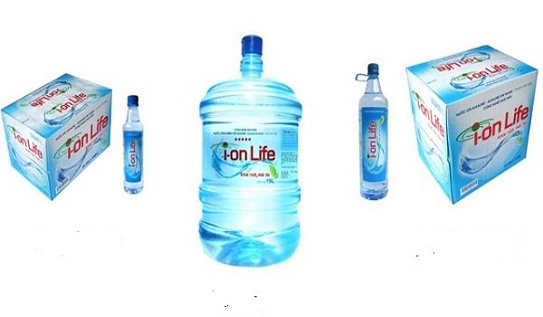 Giá nước kiềm Ion – Life