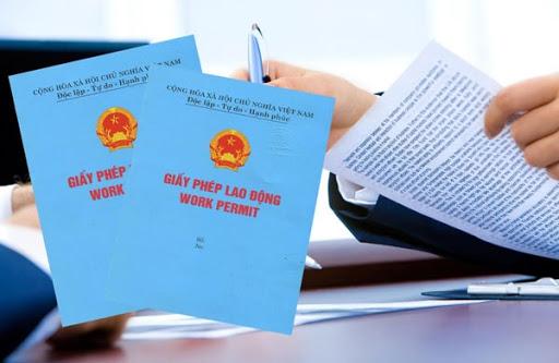 Giấy phép lao động visa