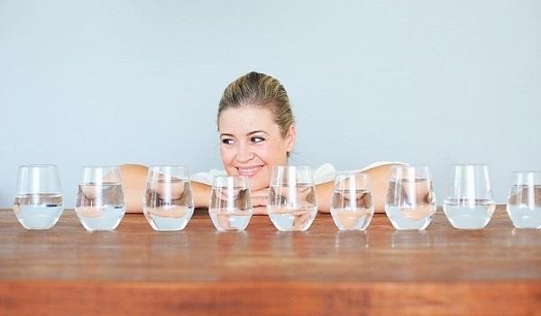 Nên uống nhiều nước khi nào?