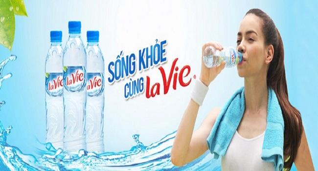Những điều cần ghi nhớ khi sử dụng nước khoáng Lavie