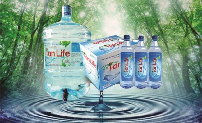 Những tính chất của nước kiềm ion Life