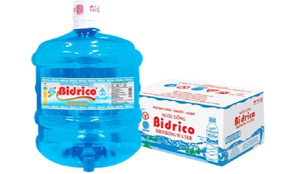 Nước Bidrico có tốt cho sức khỏe hay không?