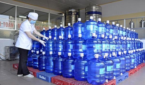 Nước đóng bình có an toàn cho sức khỏe không?