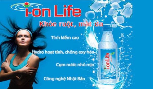 Nước kiềm Ion-Life có tốt không?