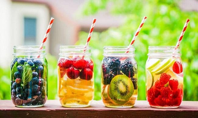 những thức uống tốt cho sức khỏe