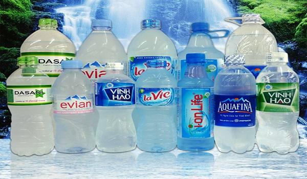 Nước uống đóng chai loại nào tốt?
