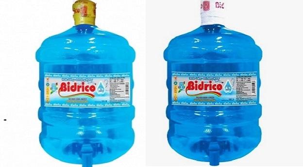 Phân biệt nước uống Bidrico thật và giả