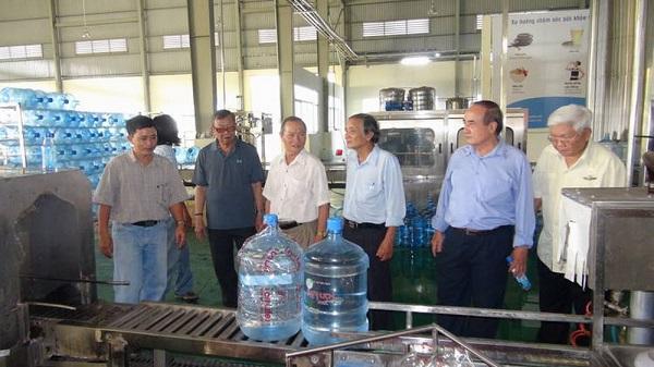 Quy trình sản xuất nước kiềm Ion – Life