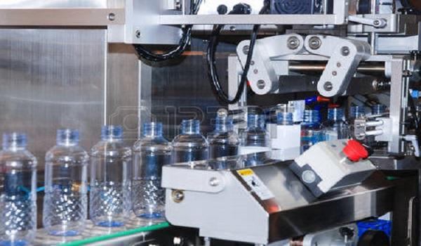 Quy trình sản xuất nước tinh khiết đóng chai