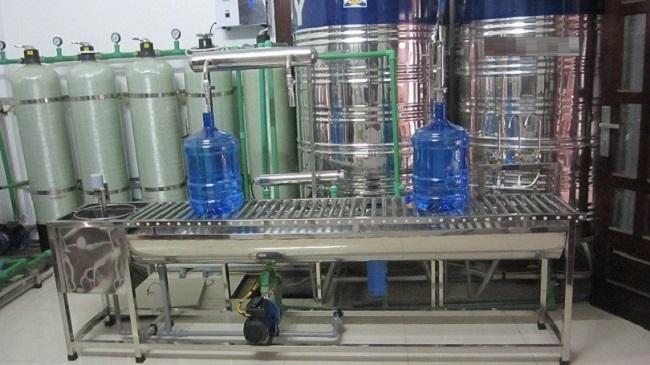 Quy trình sản xuất và tiêu chuẩn chất lượng của nước khoáng Vĩnh Hảo