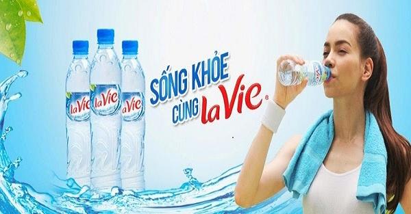 Uống nước khoáng Lavie thế nào cho đúng cách?