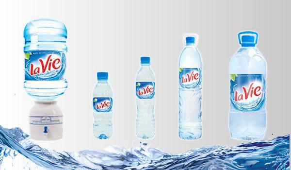 Yếu tố nào quyết định đến giá bán sản phẩm nước khoáng Lavie?