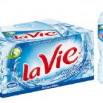 Một thùng nước Lavie 500ml bao nhiêu chai?