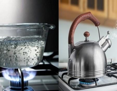Tại sao không nên đun sôi nước lại nhiều lần?