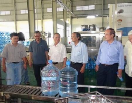Công nghệ sản xuất nước ion life như thế nào?