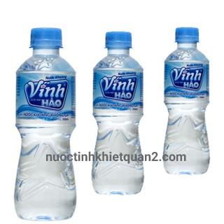 Thùng nước khoáng Vĩnh Hảo 350ml
