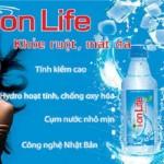 Nước Ion-Life có tốt không?
