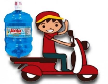 Đại lý giao nước uống Bidrico đóng bình tận nhà