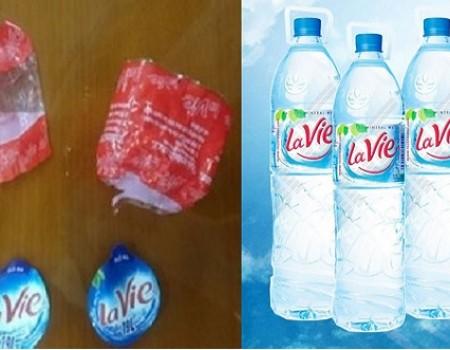 Làm cách nào để nhận biết nước khoáng Lavie đóng chai giả?