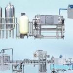 Dây chuyền sản xuất nước đóng chai tinh khiết
