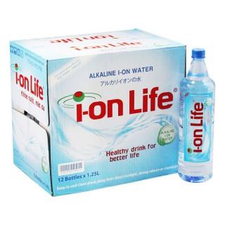 Thùng nước kiềm ion - life 1,25L