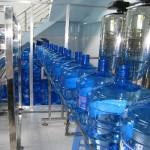 Quy trình sản xuất nước uống đóng bình đạt chuẩn