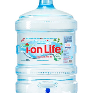 Nước kiềm ion - life 19l
