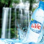 Nước khoáng Lavie được sản xuất như thế nào?