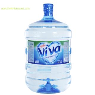 Nước khoáng Lavie bình vòi 19L