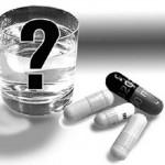 Dùng nước khoáng uống thuốc tây có tốt không?
