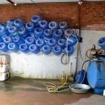 Tác hại của nước uống đóng bình kém chất lượng